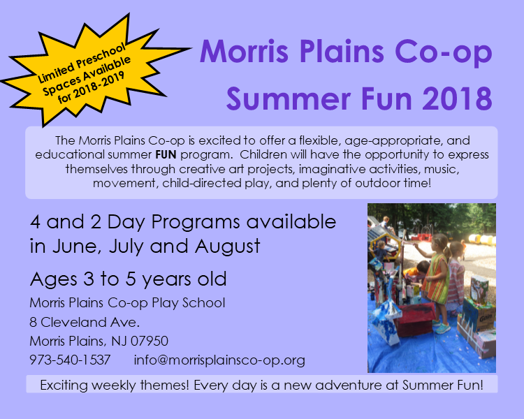 Summer Fun Registration