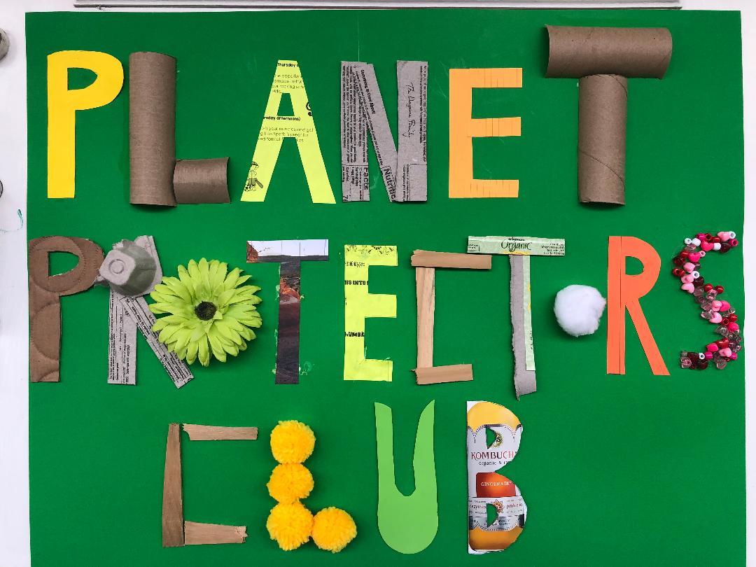 Planet Protectors Club!