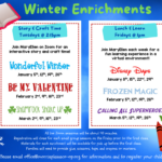 Winter Enrichments